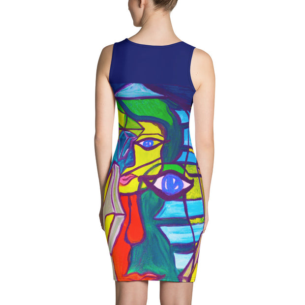 ArtzOnMe Original Abstract Dress