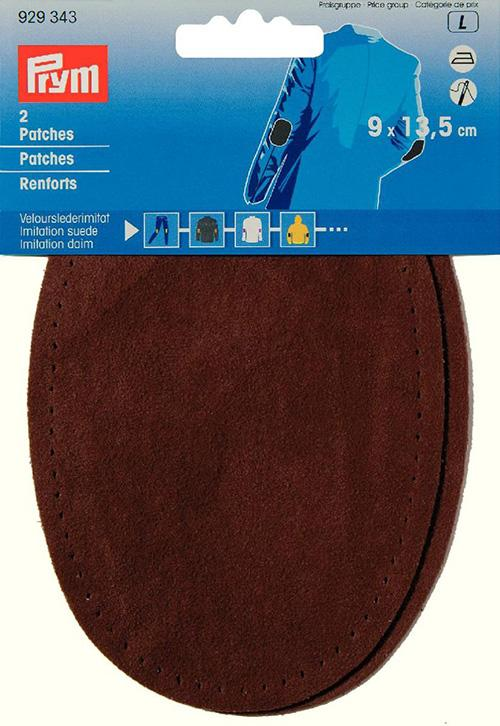 Renforts coudes, renfort thermocollant chamois 929343
