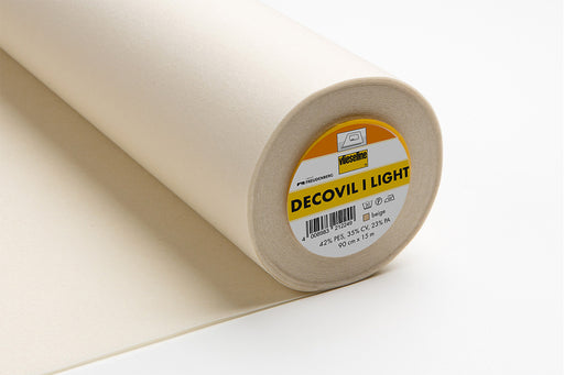 Entoilage thermocollant Decovil Light, vlieseline de renfort