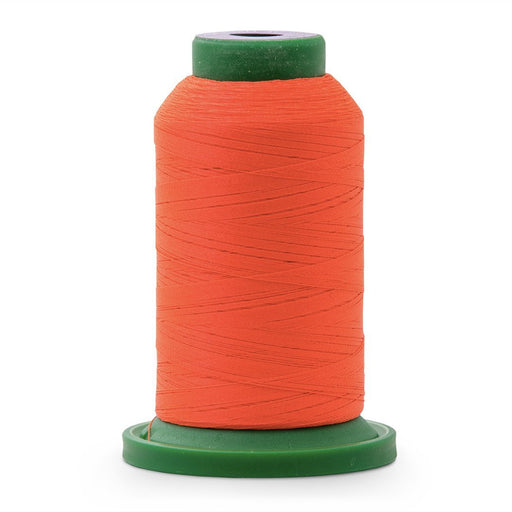 Fil pour machine à broder, fil de broderie universel, N° 1306 coloris orange