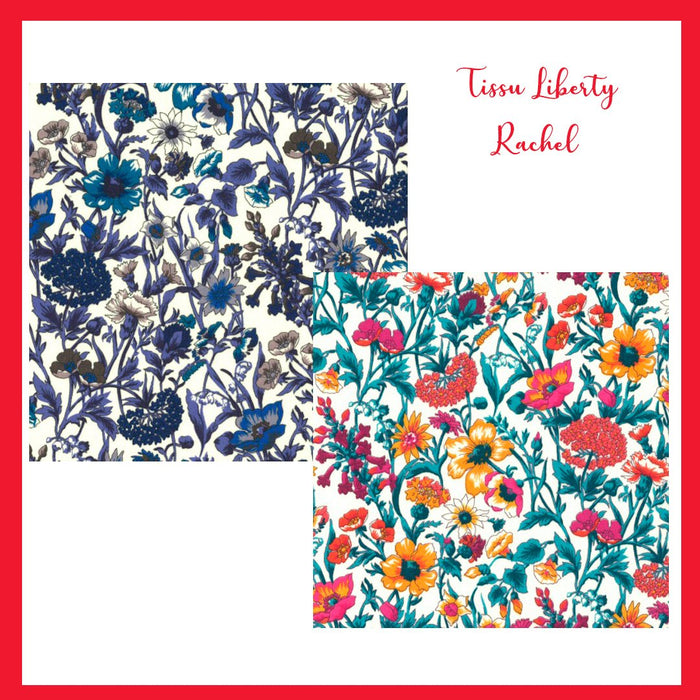 Tissu Liberty Rachel, Liberty of London