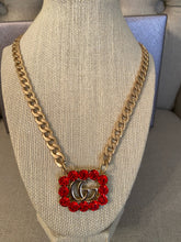Load image into Gallery viewer, Repurposed Reba Necklace