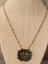 Load image into Gallery viewer, Eve repurposed necklace
