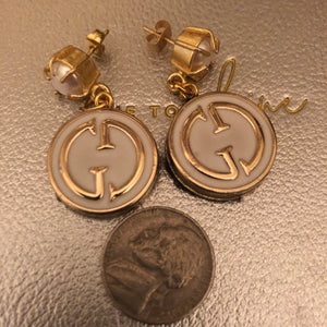 Repurposed Adaline Pearl Earrings