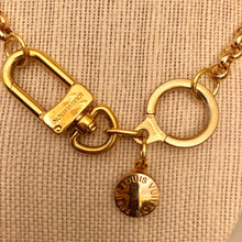 Load image into Gallery viewer, Repurposed Victoria Keychain Necklace