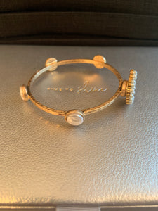 Repurposed Libby Bracelet