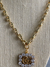 Load image into Gallery viewer, Repurposed Bella Necklace
