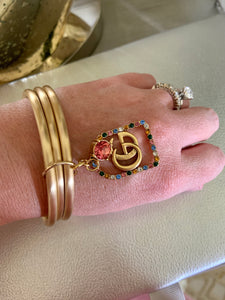 Repurposed Selena Bangle Set