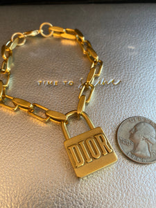 Victoria repurposed bracelet