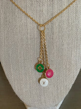 Load image into Gallery viewer, Repurposed Quinn Necklace