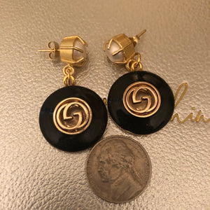 Repurposed Fiona Pearl Earrings