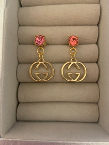 Repurposed Parker Earrings