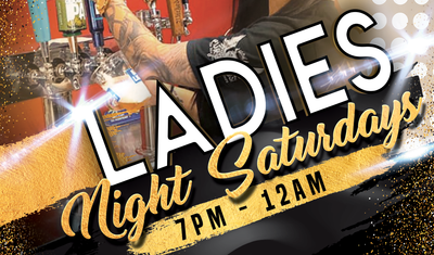 Ladies Night Every Saturday at Fast Eddie's Vape Shop & Lounge Orlando