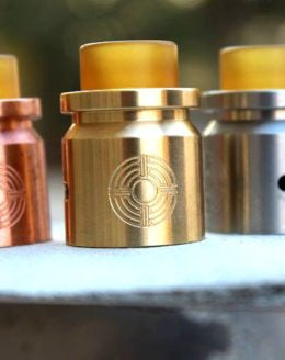 Carnage RDA Slam Caps by Purge Mods - Wholesale
