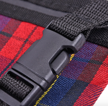 Load image into Gallery viewer, Red Plaid Car Seat Protector