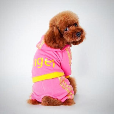 Angel Jumpsuit Sweater | Dog Apparel | DoggieDigs