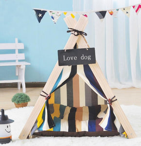 Adorable & Comfortable Tent Bed