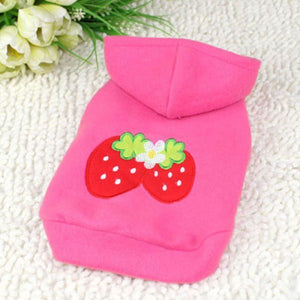 Lovely Strawberry Hoody