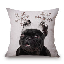 Load image into Gallery viewer, Bulldog Cushion Cover