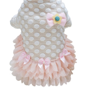 Bow Knot Princess Dress