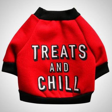 Treats And Chill? Tee