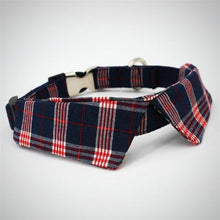 Load image into Gallery viewer, Plaid Collar