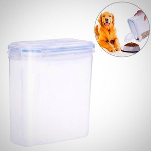 Clear Food Storage Container