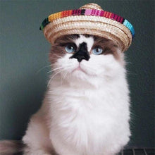 Load image into Gallery viewer, Straw Sombrero Hat