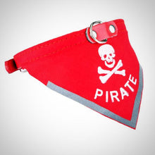 Load image into Gallery viewer, Pirate Bandana Collar