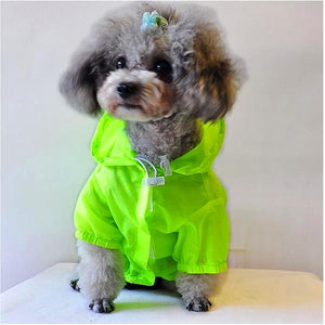 UV Resistant Raincoat