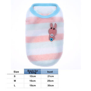 Soft Fleece Sleeping Tank