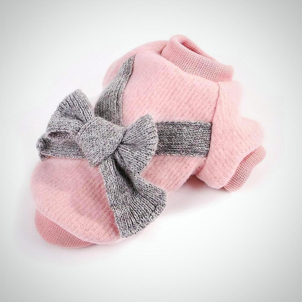 Pretty Sweater With Bow