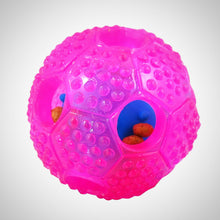 Load image into Gallery viewer, Tricky Treat Interactive Dispensing Ball Non-Toxic