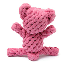 Load image into Gallery viewer, Knotted Bear Toy