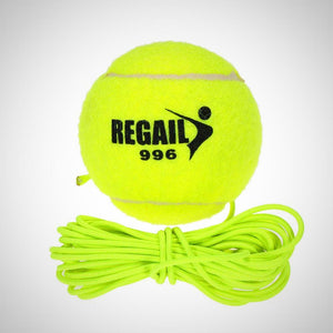 Tennis Ball With String