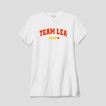 Ladies Team Lea Spain T-Shirt White
