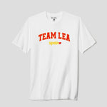 Unisex Adult Team Lea Spain T-Shirt White