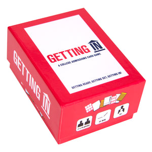 """Getting IN"" Card Game"