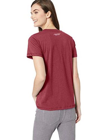 Mountain Khakis Women's Landover 87' T-Shirt, Raisin Heather, X-Large