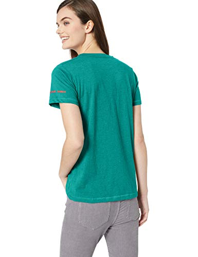 Mountain Khakis Women's Royal T-Shirt, Catalina Heather, Medium