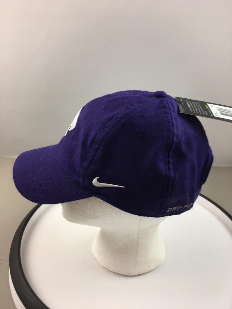 NWT Nike Unisex Purple Kansas State Wildcats Heritage86 Hats Size One Size