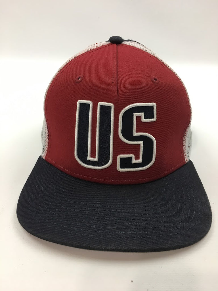 Universal Studios Men's Red Black Us Theme Park Collectible Hat Size Os