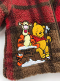 Disney Girl's Winnie The Pooh Fleece Thermal Outerwear Size 24Months