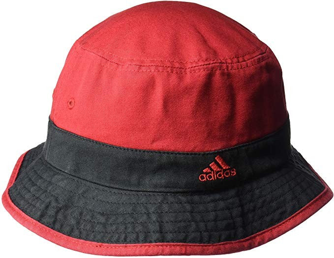 NCAA Indiana Hoosiers Adult Bucket Hat Red Large/X-Large