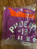 Touch by Alyssa Milano NBA Phoenix Suns Kick-Off Tee, Large, Purple