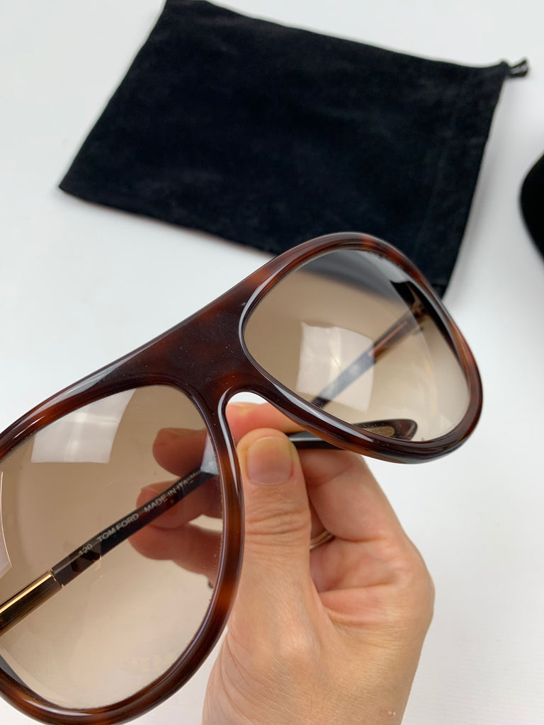 Tom Ford Women's Brown Italy made Fonda