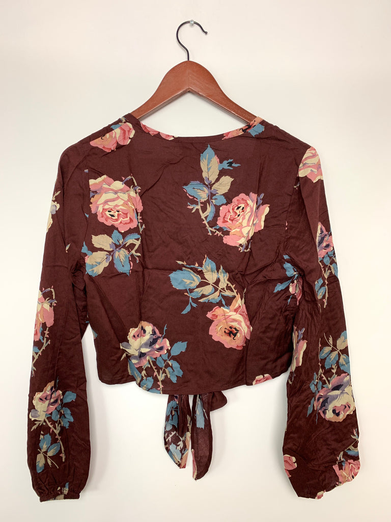 NWT Show Me Your Mumu Women's Blouse Top Size XS