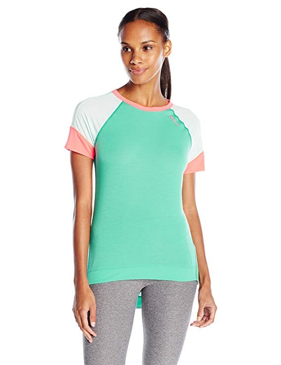 SUGOi Women's Ignite Short Sleeve Shirt Light Jade X-Small