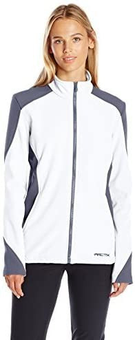 Arctix Women's Sanctuary Softshell Jacket, White, Large
