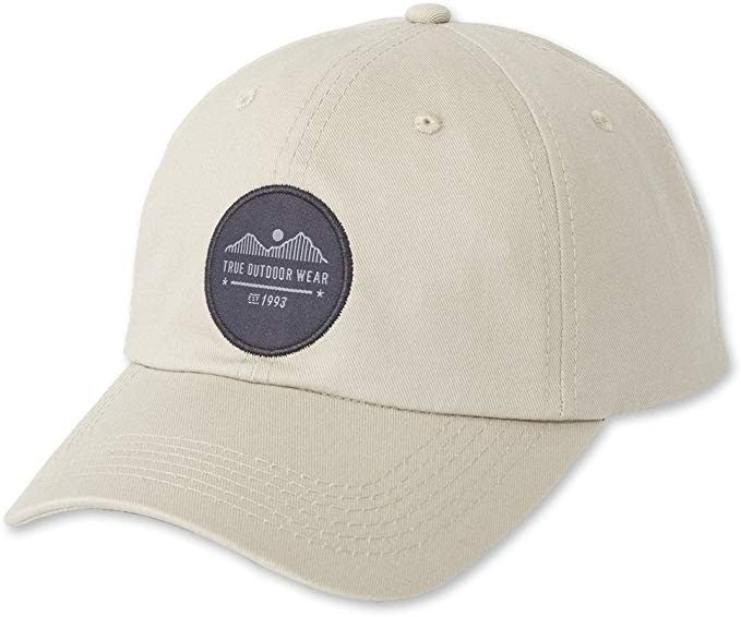 KAVU No Comb Required Fishing Hat Khaki One Size